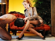 Erections in pantyhose been anti-social