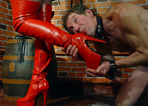 Boots Femdom Mistress