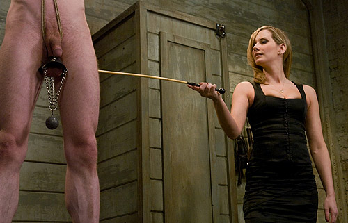 Femdom Whipping Mistress