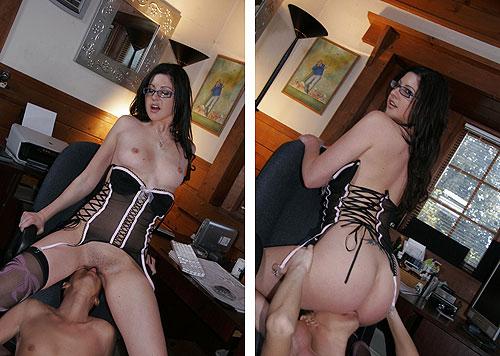 Smothering Femdom Mistress