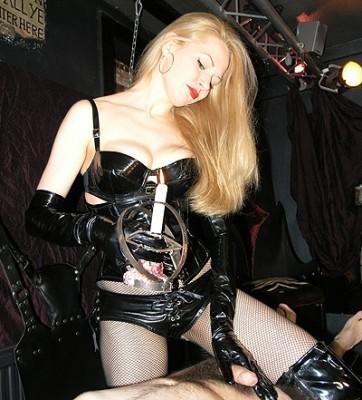 Femdom Cock Mistress