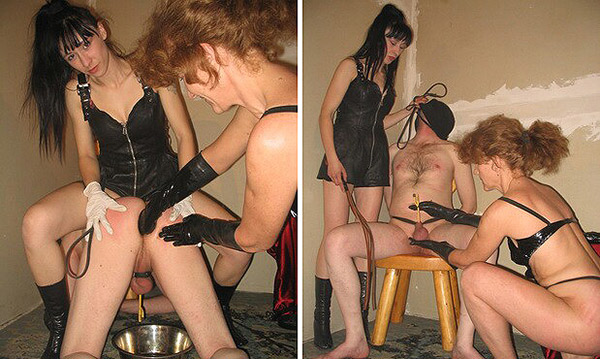 Two Femdom Mistresses
