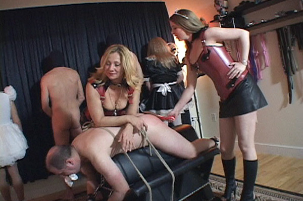 Humiliated uk sub spanked hard and ass plowed - 2 part 5